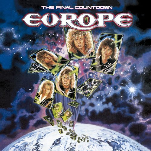 The Final Countdown (Europe cover) Crazy Frog