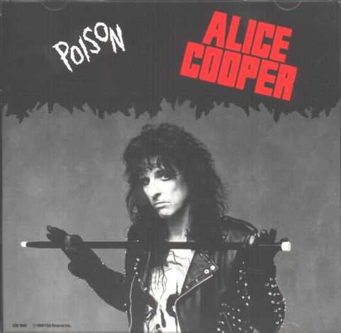Poison (Alice Cooper Cover) Groove Coverage