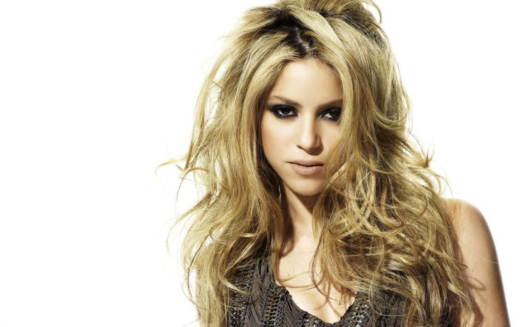 This time for Africa Shakira
