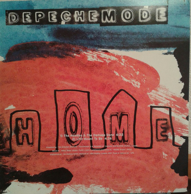 Home Depeche Mode