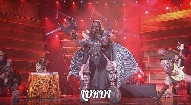 Hard Rock Hallelujah(на русском) Lordi