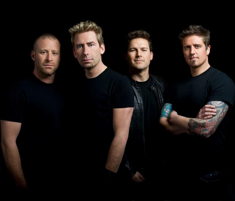 Never Gonna Be Alone(минус) Nickelback-