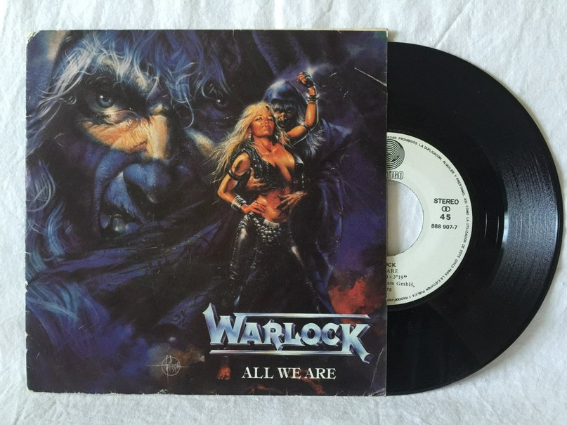 All we are Warlock