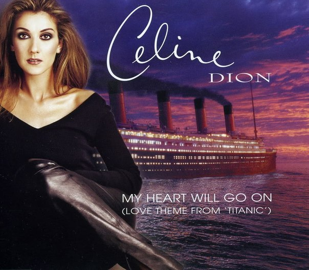 My Heart Will Go On (OST Titanic) Celine Dion