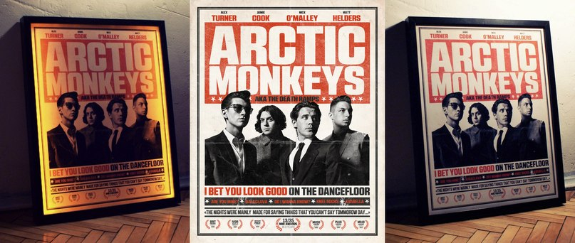 Balaclava (Instrumental) Arctic Monkeys