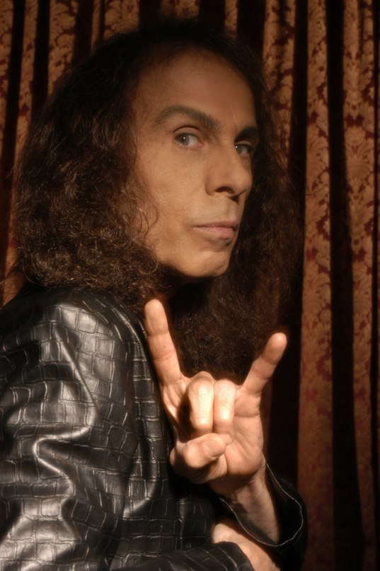 Holy Diver Ronnie James Dio