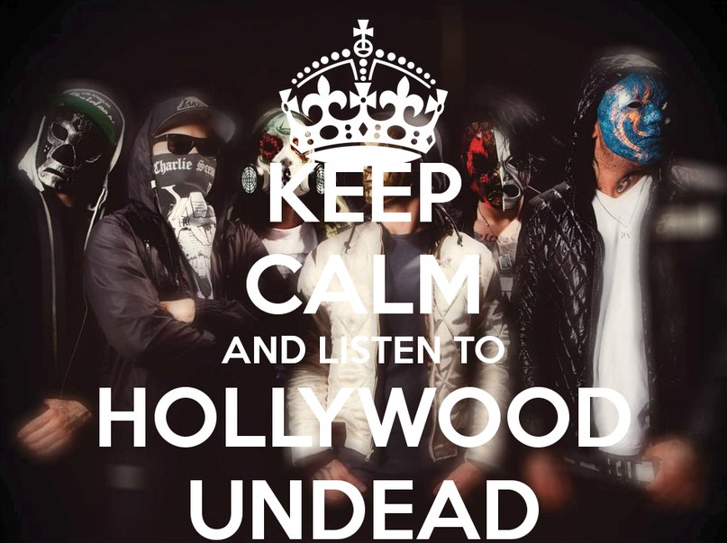Coming in Hot (Wideboys remix) Hollywood Undead