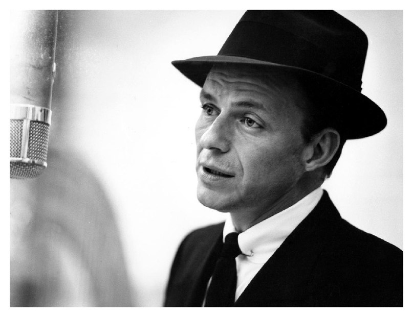 Killing Me Softly With Her Song (минус) Frank Sinatra