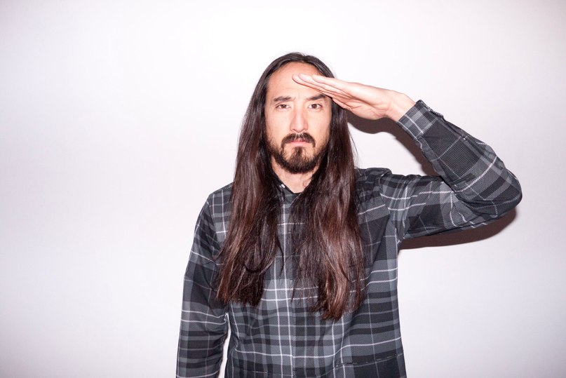 Born To Get Wild (Ft. will.i.am) Steve Aoki