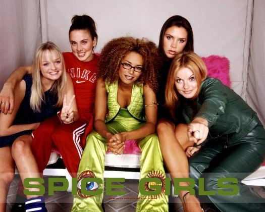 вили вили вили вили вили ВОН Spice Girls