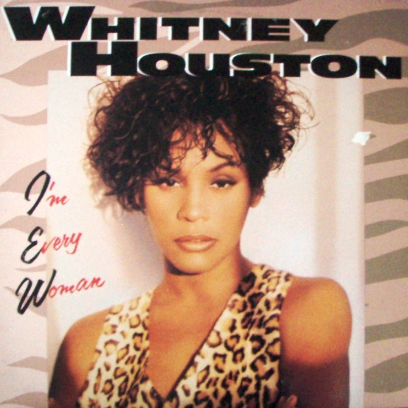 Queen Of The Night Whitney Houston
